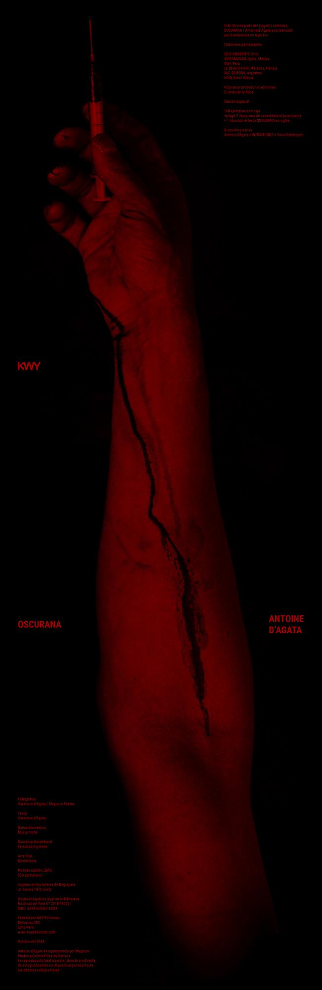 Oscurana - KWY