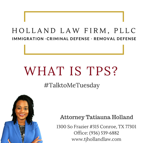 Houston Lawyer for TPS