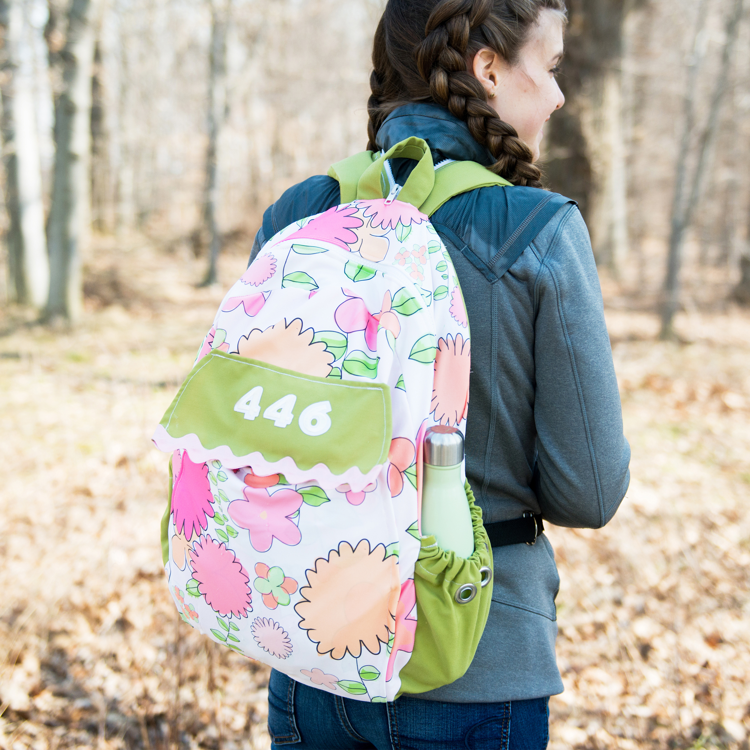 Girl Scouts Backpack