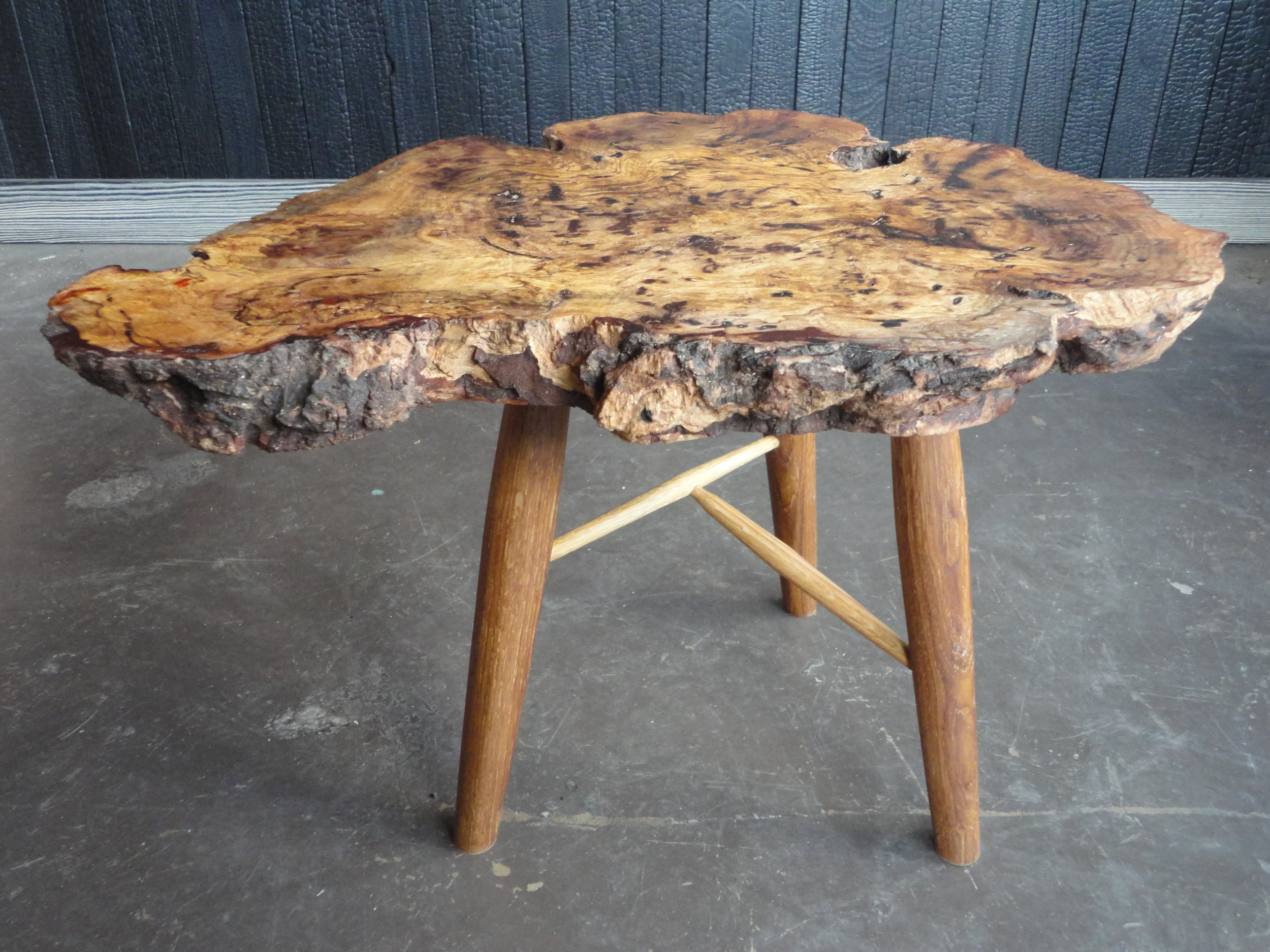 Aldo Valdés Böhm Spalted Pecan Table.JPG