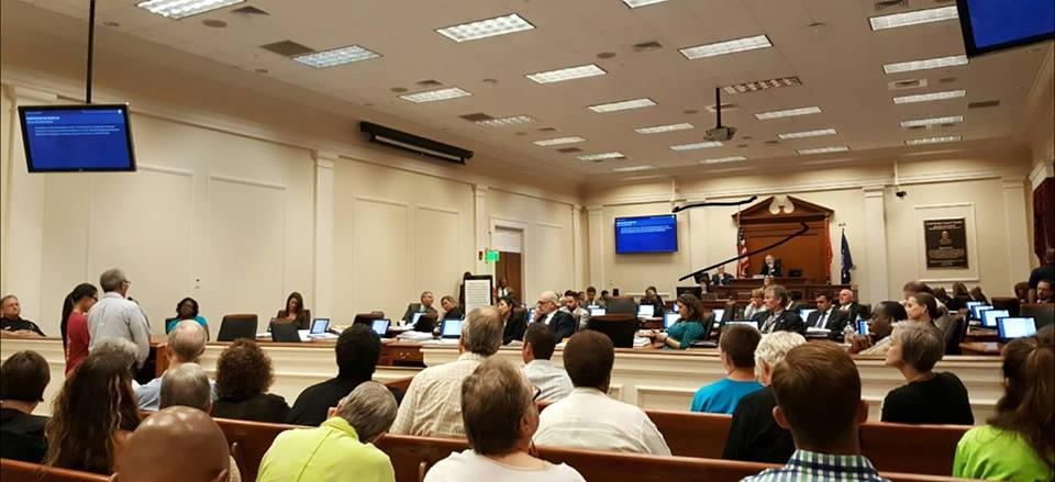 Metro Council Vote on Affordable Housing NOAH (GNUUC) advocate for it.jpg