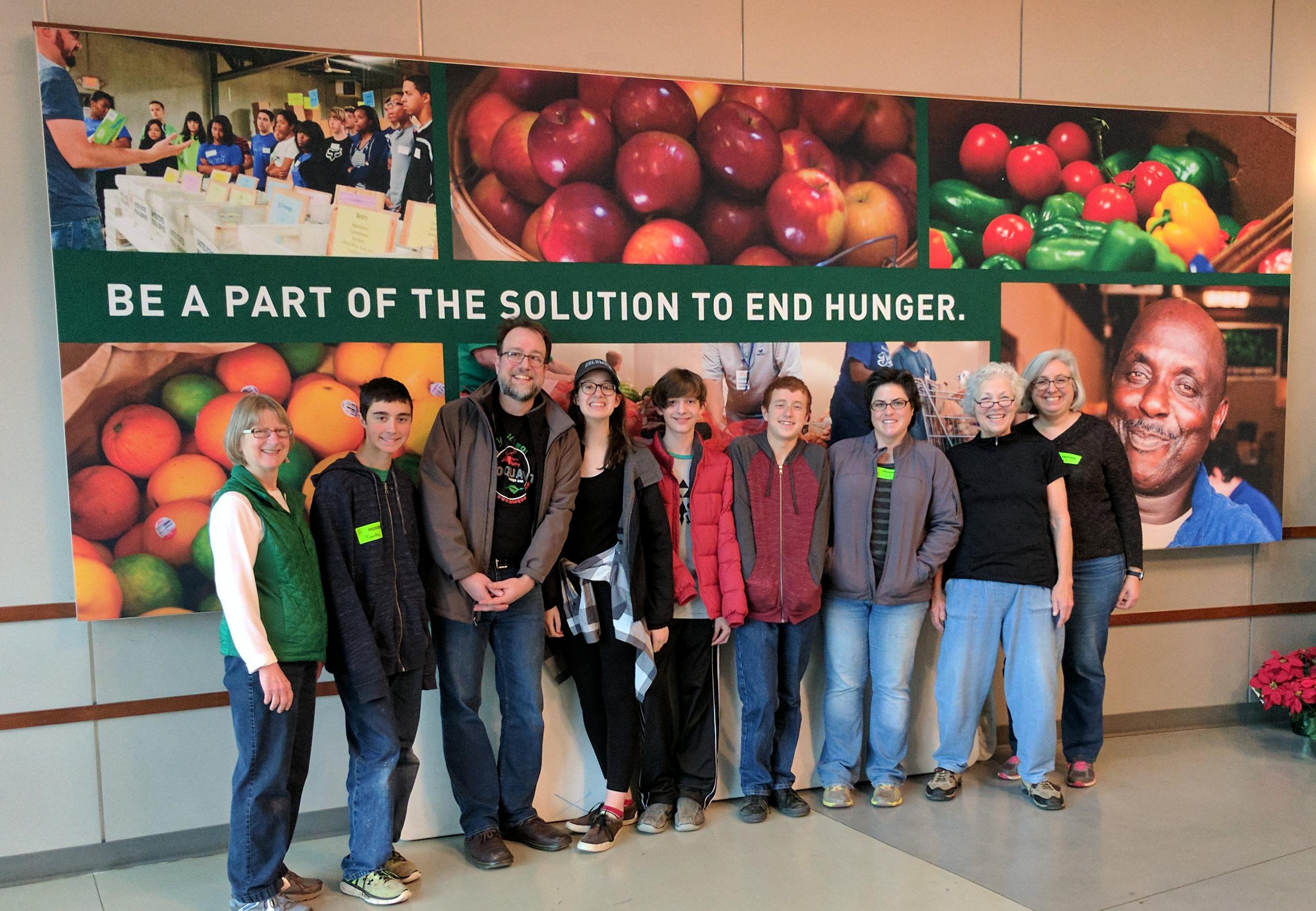 Community Volunteering - Join us in community volunteering!