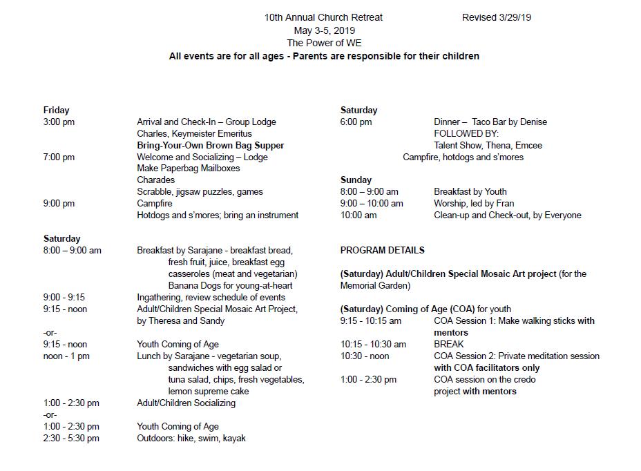 retreat schedule 2019.PNG