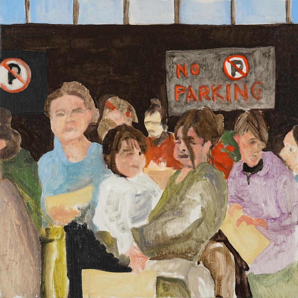 No Parking Dreamer, 2018