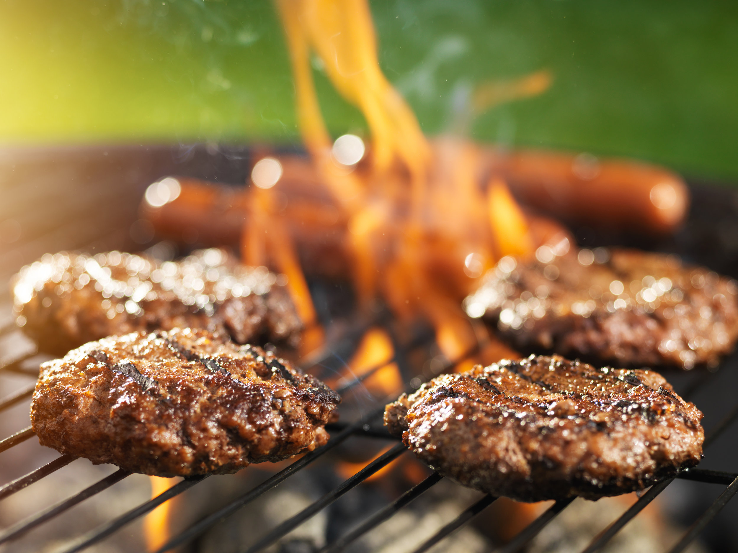 Organic Grass-Fed Burgers    Upgrade Your Barbecue    Learn More