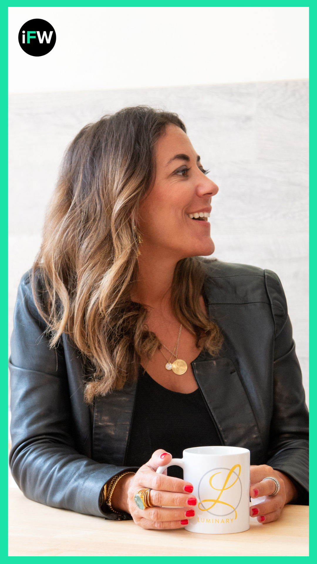 """I'm a salesperson my whole banking career. I have no fear! But for those who do, you have to be authentic and believe in what you are selling or funding. That is critical to getting people to open their wallets. Prove value."" - Cate Luzio, Founder of Luminary -"