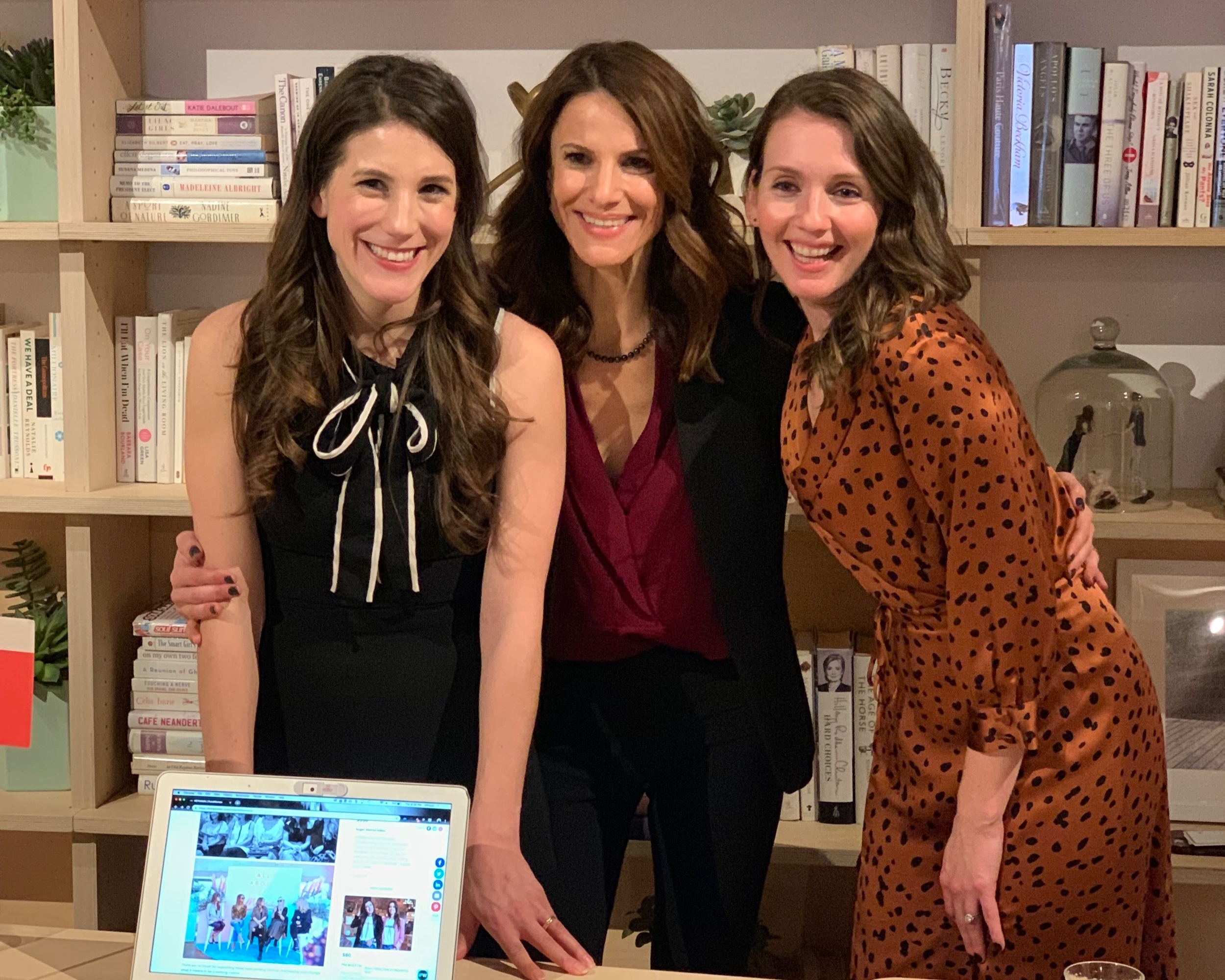 iFundWomen Co-Founders: Kate Anderson, Karen Cahn, Sarah Sommers