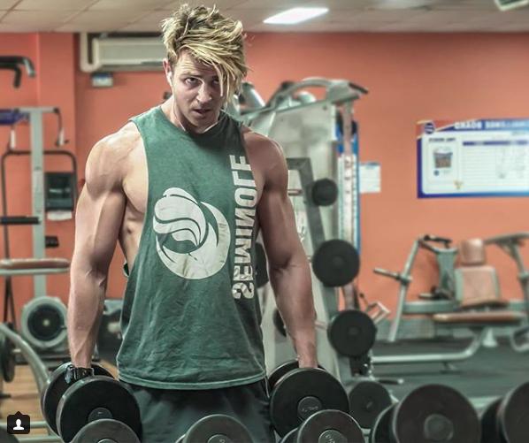 Trainer, Body Builder & Model Ben Marshall