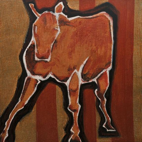 Horse 5, 2011