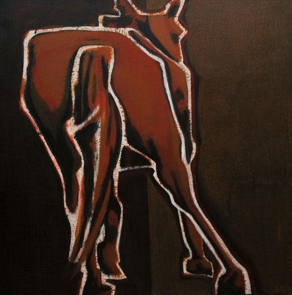 Horse 6, 2011