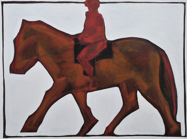 Horse and Rider (In the Frame) 2014