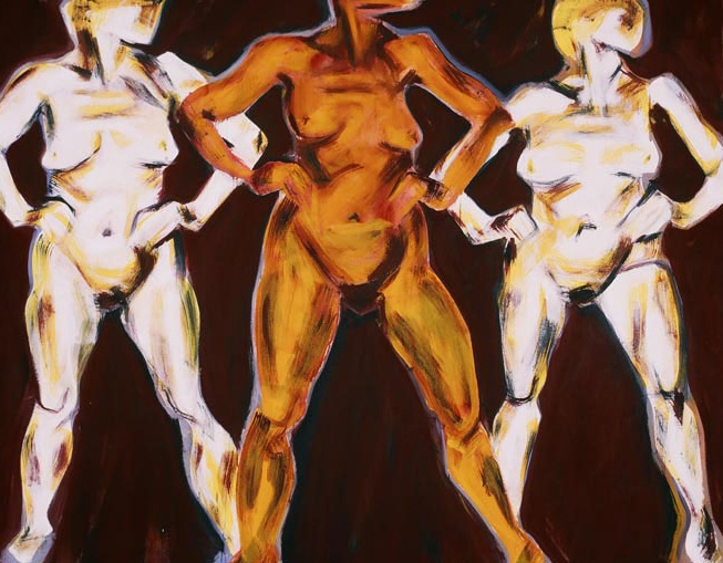 Standing Woman 2, 2005