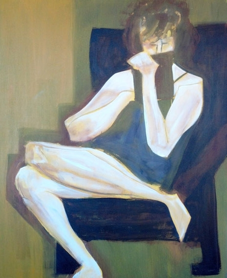 Seated Woman 4, 2014
