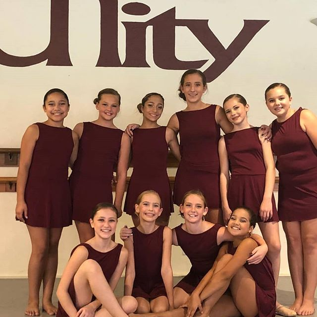 Good job Evolve Petite - you were gorgeous out there! . Evolve Petite will next perform at the Sheldon Showcase on October 27 . #evolvepetite #companydancers #contemporarydance #royalfamily