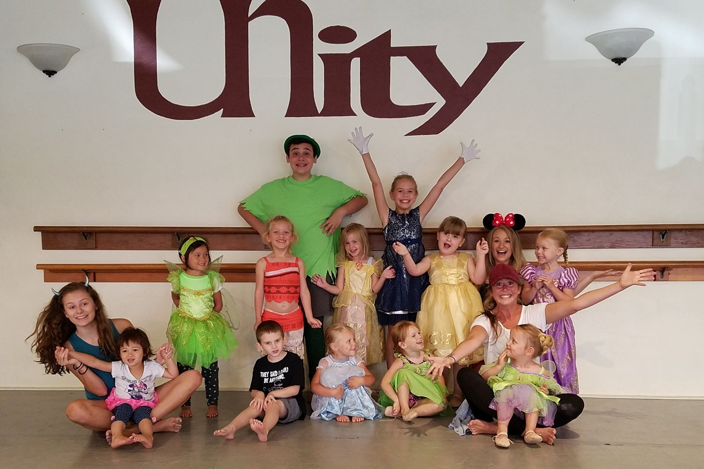 Disney Dance Camp - Two weeks to choose from!Week 1 - ages 2-5Week 2 - ages 4-8