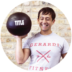Eric Gerardi | Owner, Gerardi Fitness