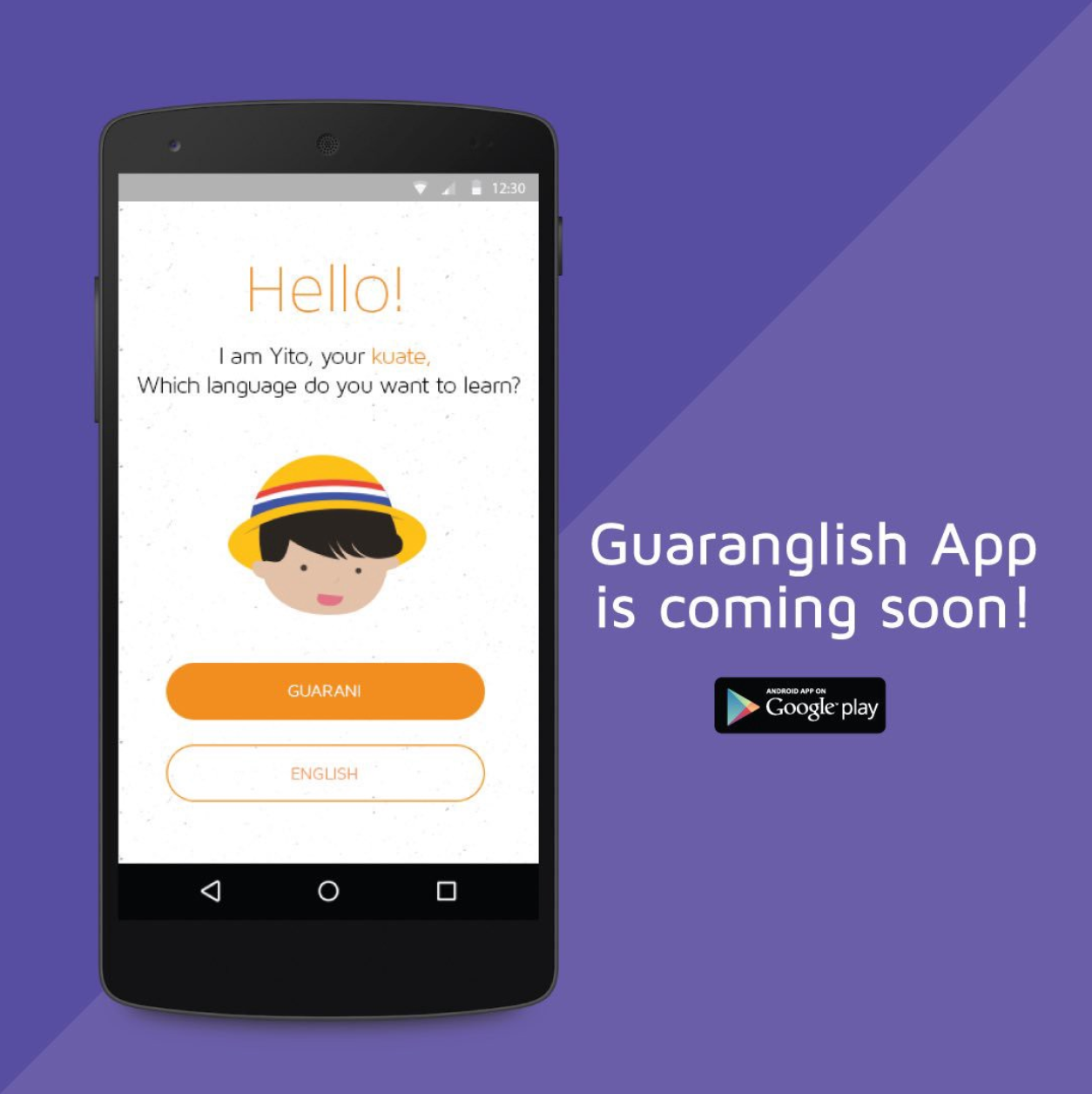 Download:   http://www.guaranglish.com