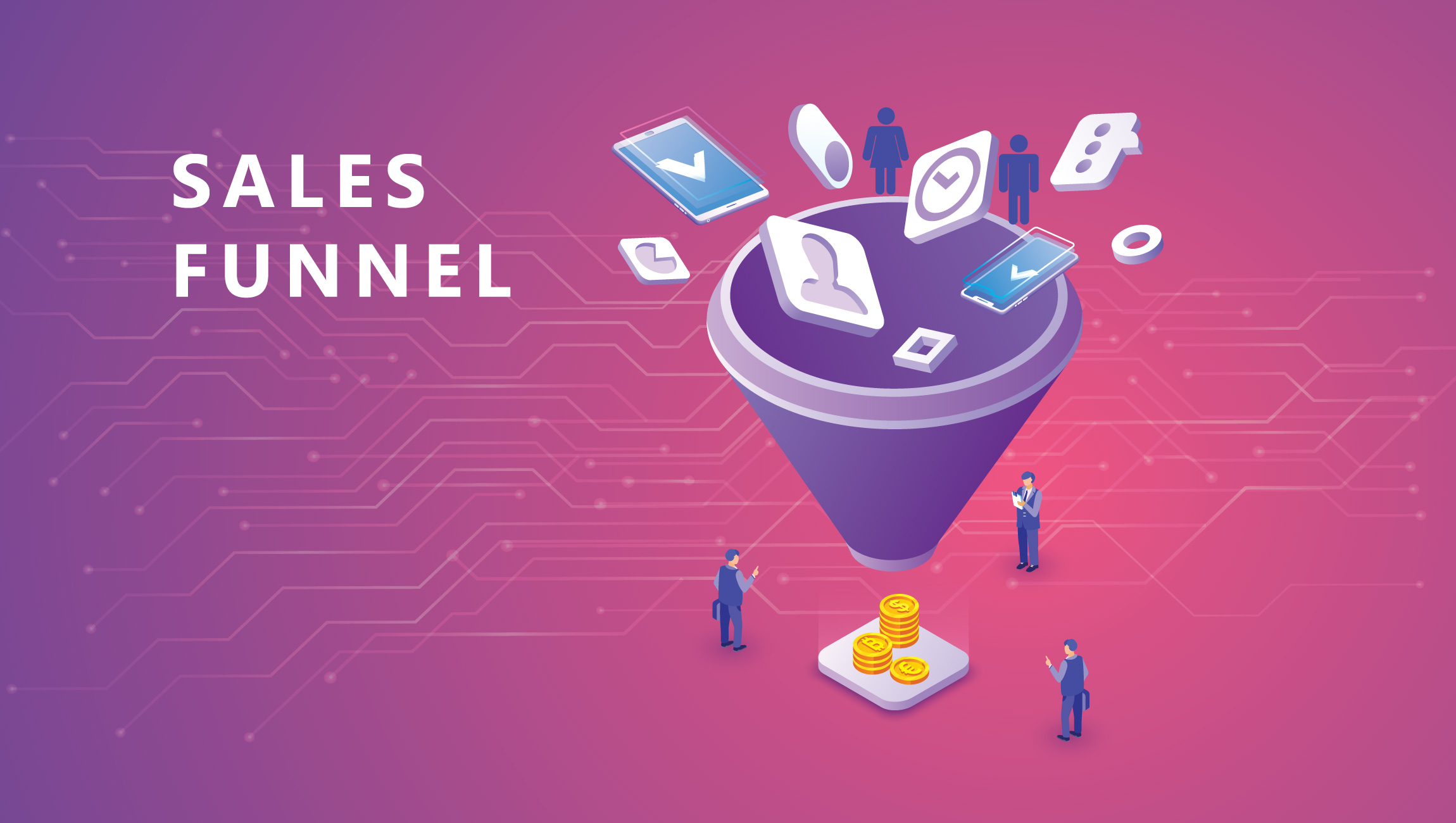 How to Align Content Down the Sales Funnel | SalesTechStar