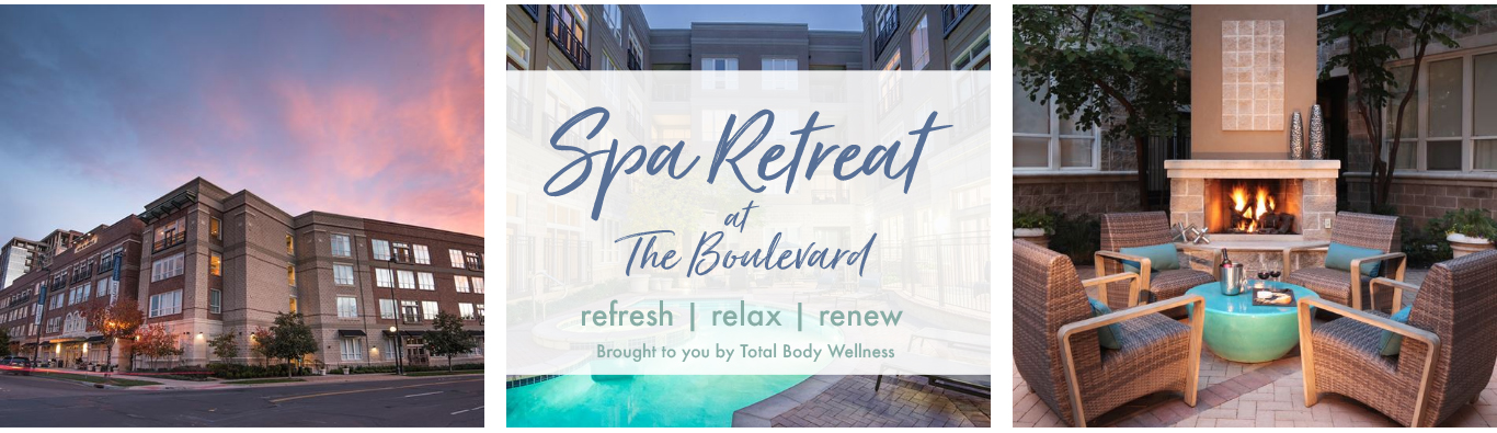 Spa Retreat at The Boulevard