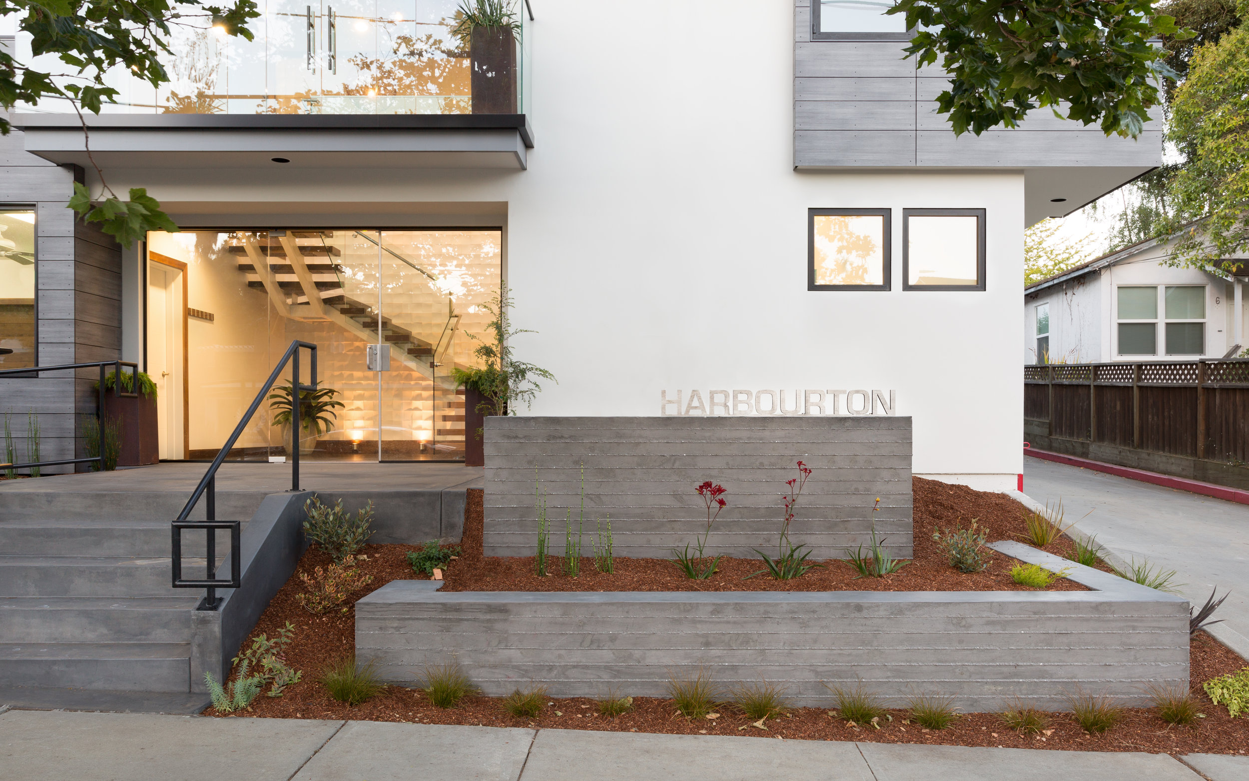 Commercial Office Exterior in Capitola, California