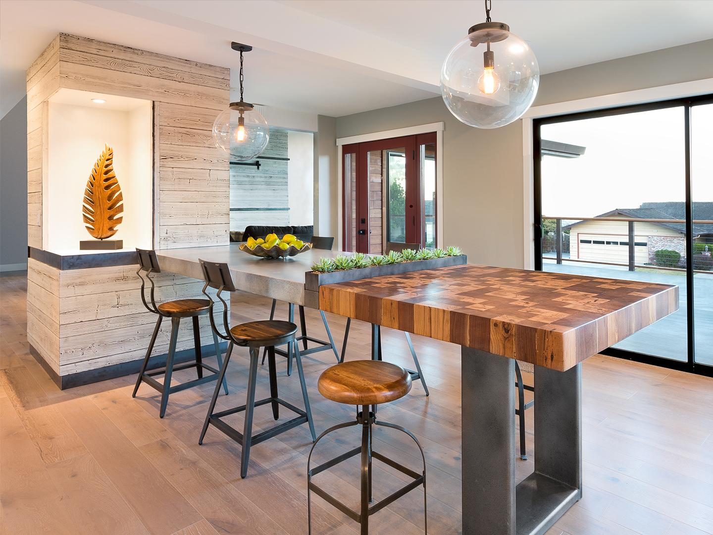 Interior Kitchen in Santa Cruz, Monterey Bay Area