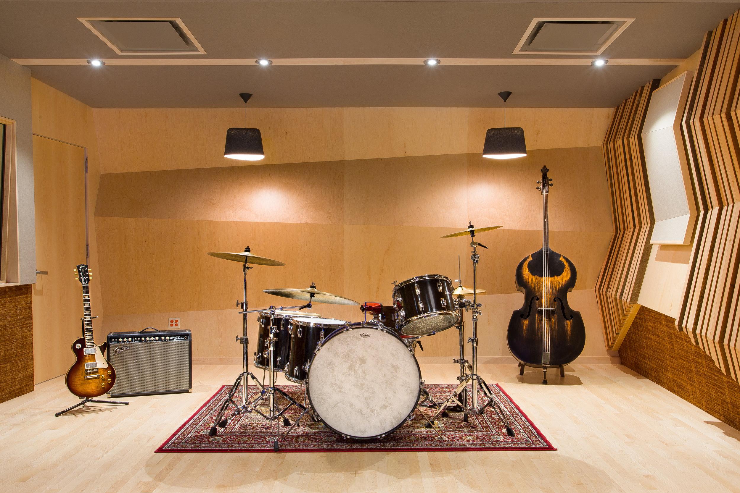 Universal Audio Recording Studio