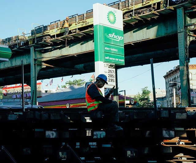 MTA Planned Service | Brooklyn, NY | 2017 . . . . . #sonyalpha #sonya7rii #2470mm #mirrorless #mta #subway #summer17 #construction #brooklyn #bushwick #streetphotography #walkandshoot #jacobqberry #ccopypastaa #bushwickbrooklyn #bp #mytrleavenue #art #artphoto #photography