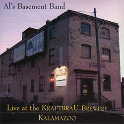 "Al's Basement Band - ""Live at Kraftbrau Brewery"""