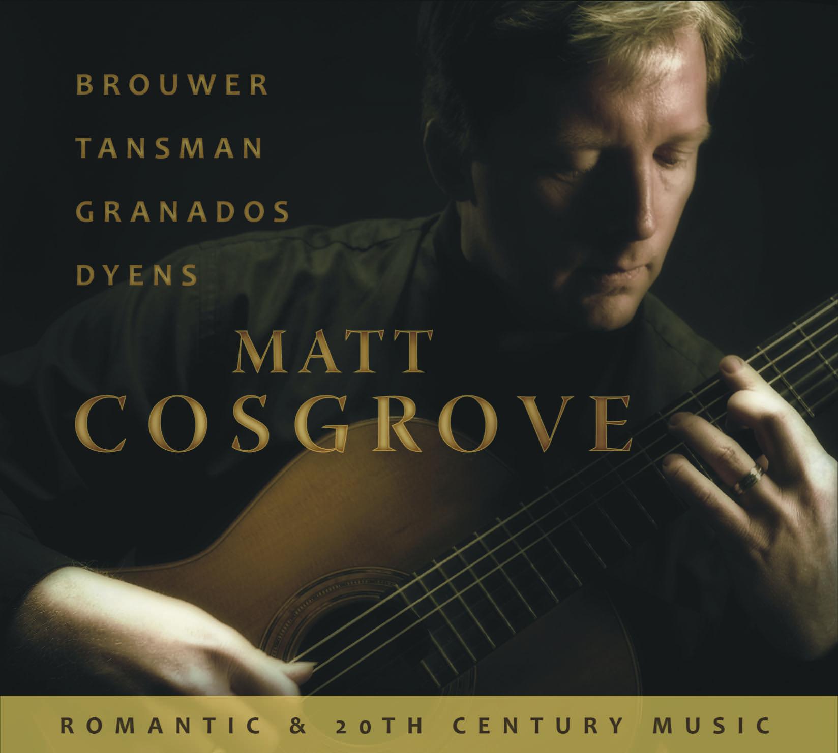 """Matt Cosgrove - """"Romantic Music"""""""