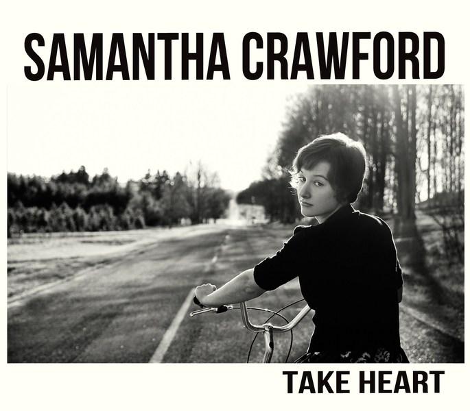 "Samantha Crawford - ""Take Heart"""
