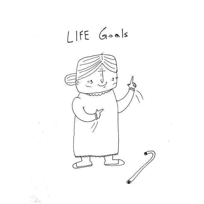 """-pf - """"LIFE Goals"""""""