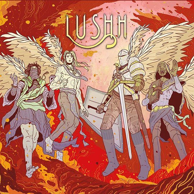 "Lush - ""Lushh"""