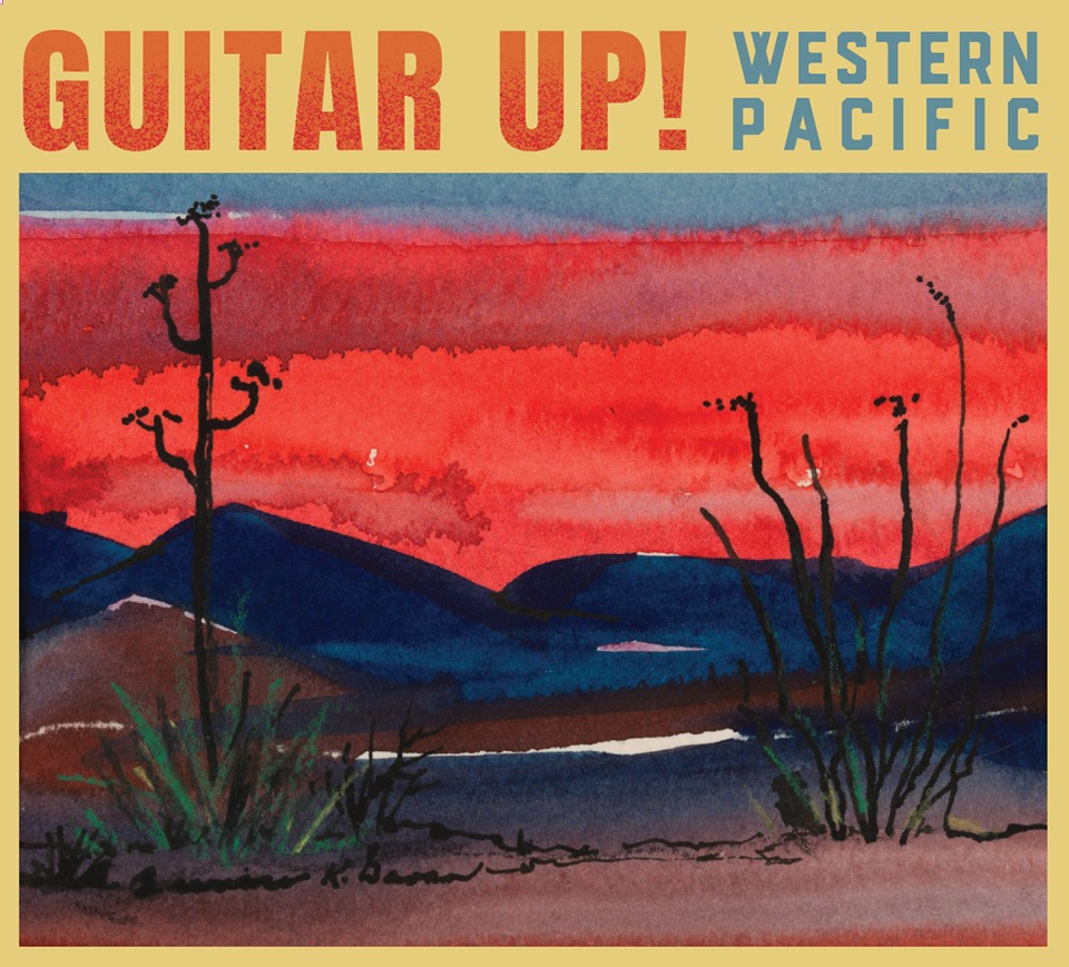 """Guitar UP! - """"Western Pacific"""""""