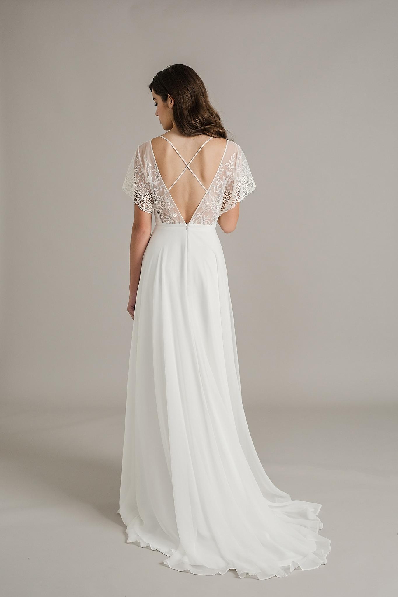 Julia wedding dress by Sally Eagle