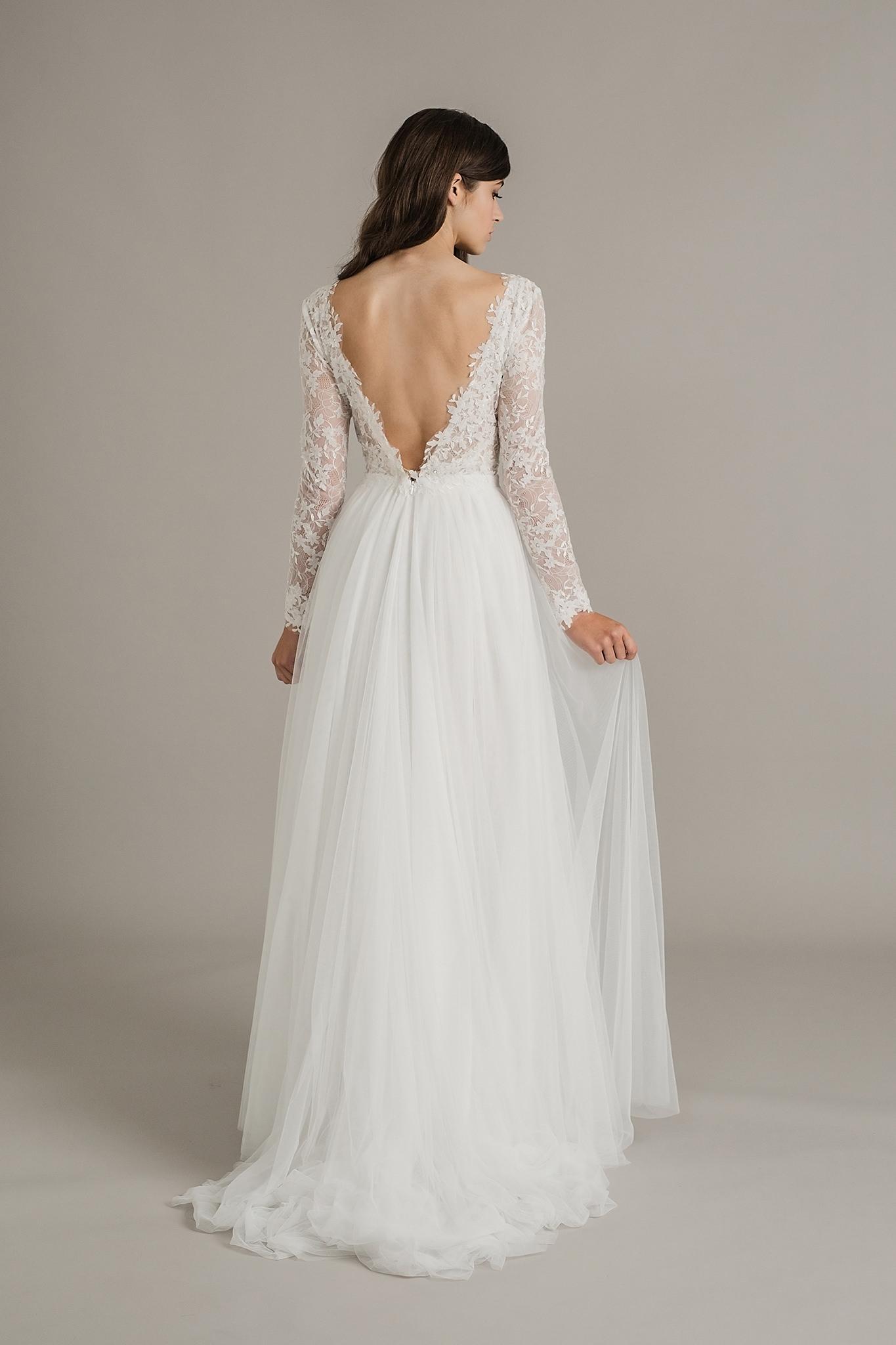 Genevieve wedding dress by Sally Eagle