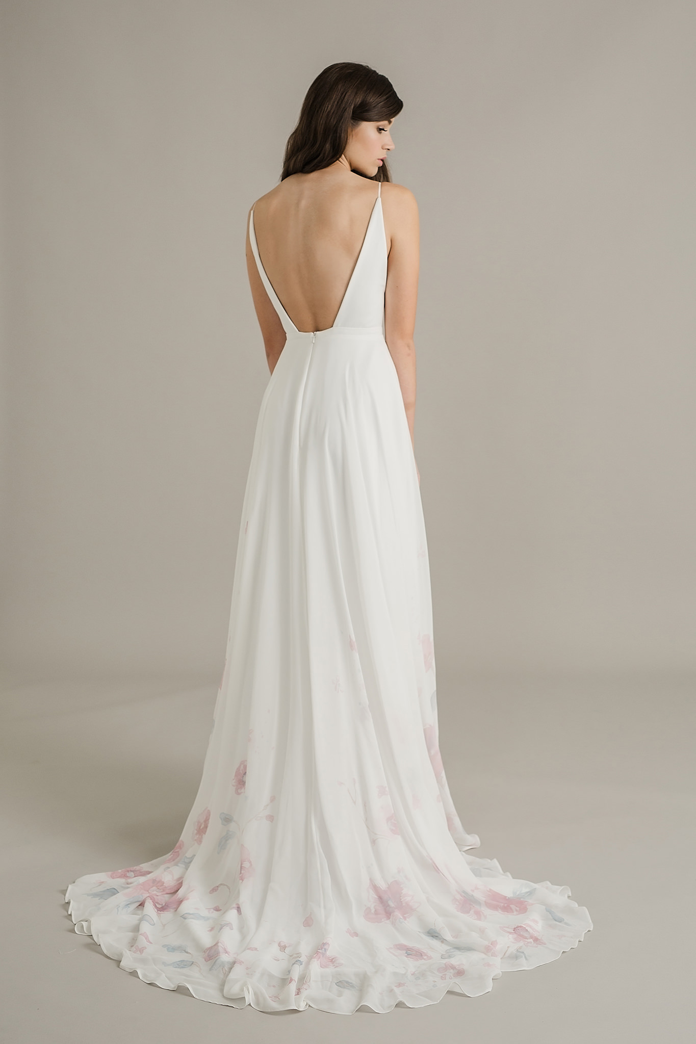Flora wedding dress by Sally Eagle