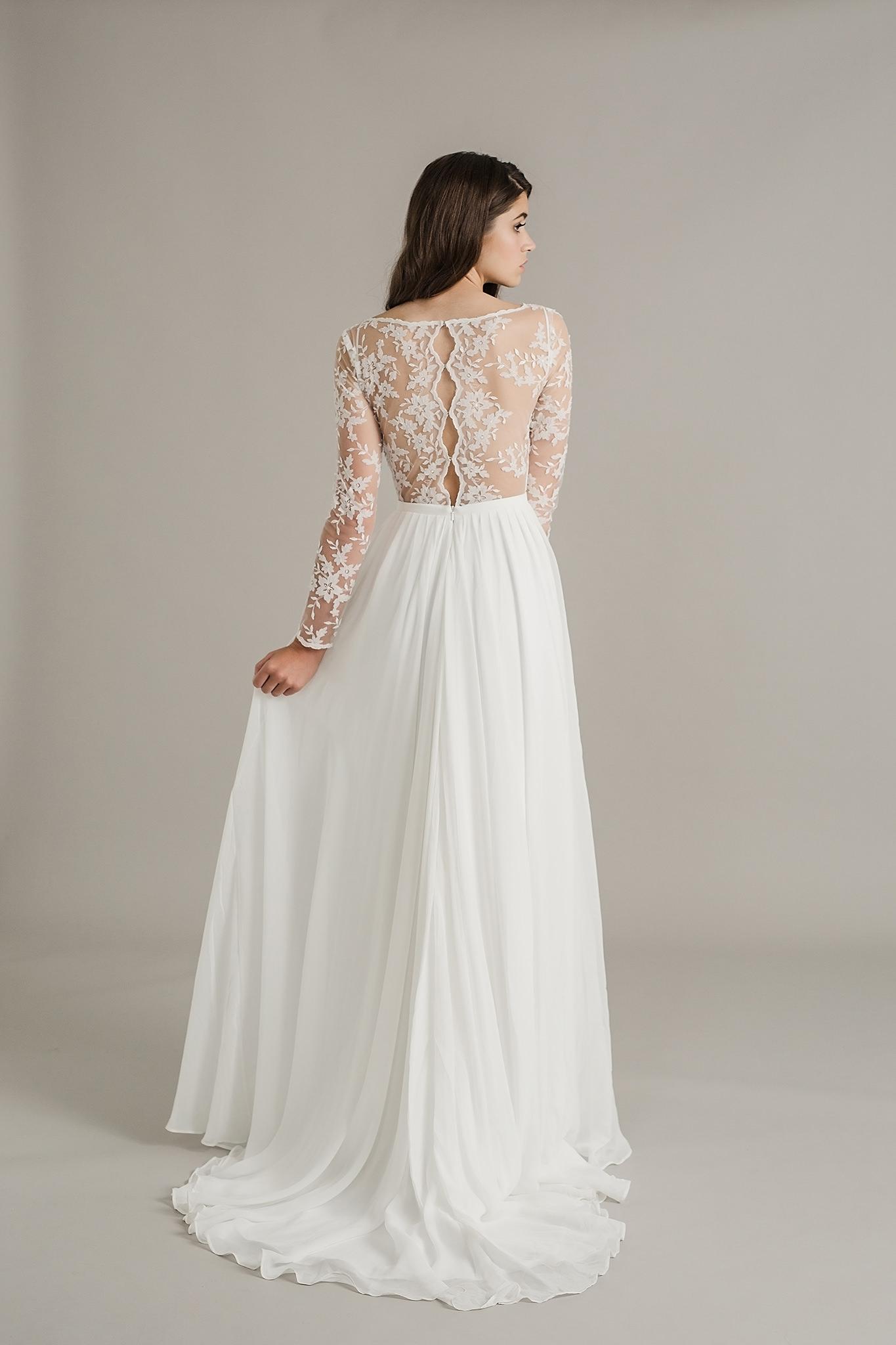 Siena wedding dress by Sally Eagle