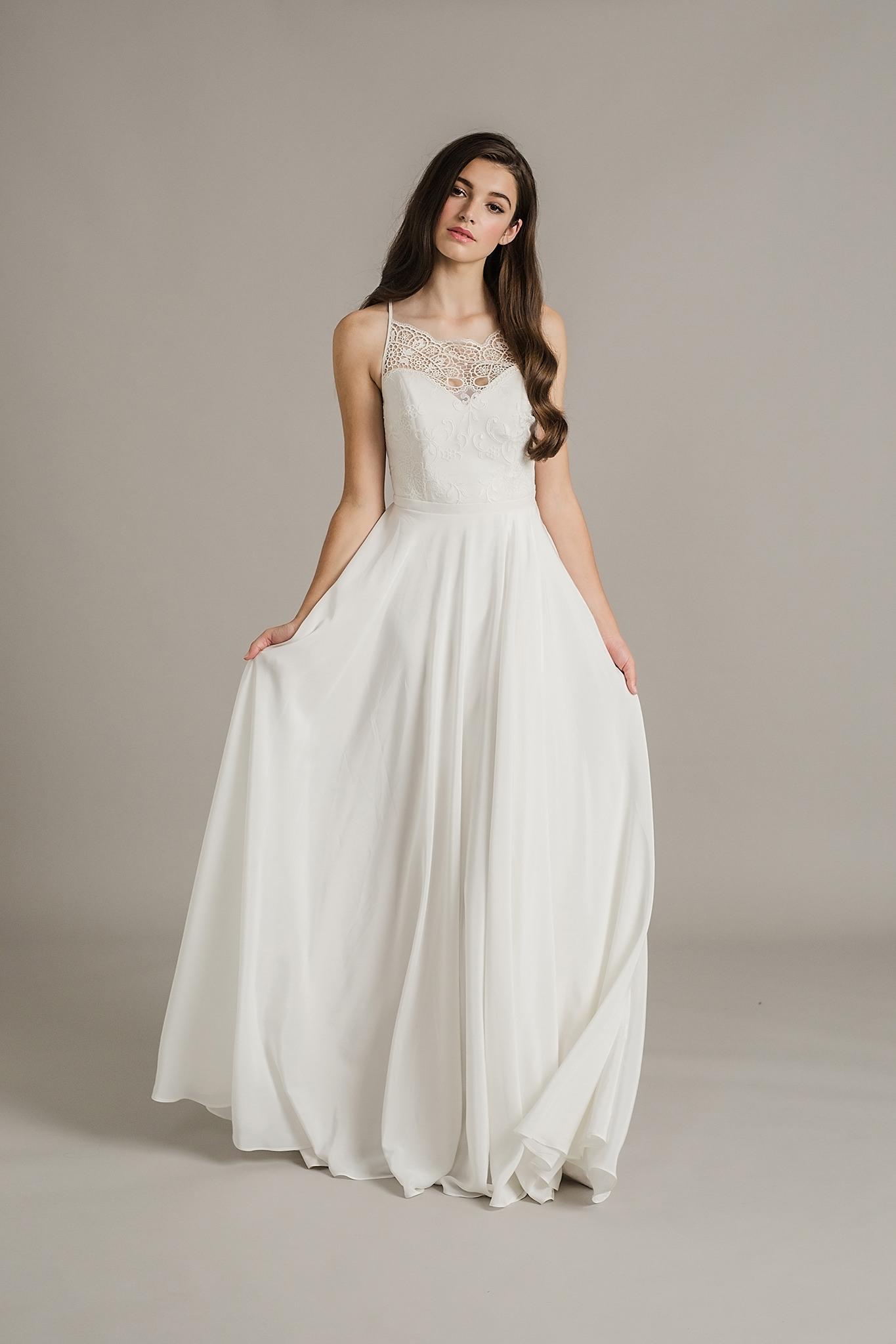 Elsie wedding dress by Sally Eagle