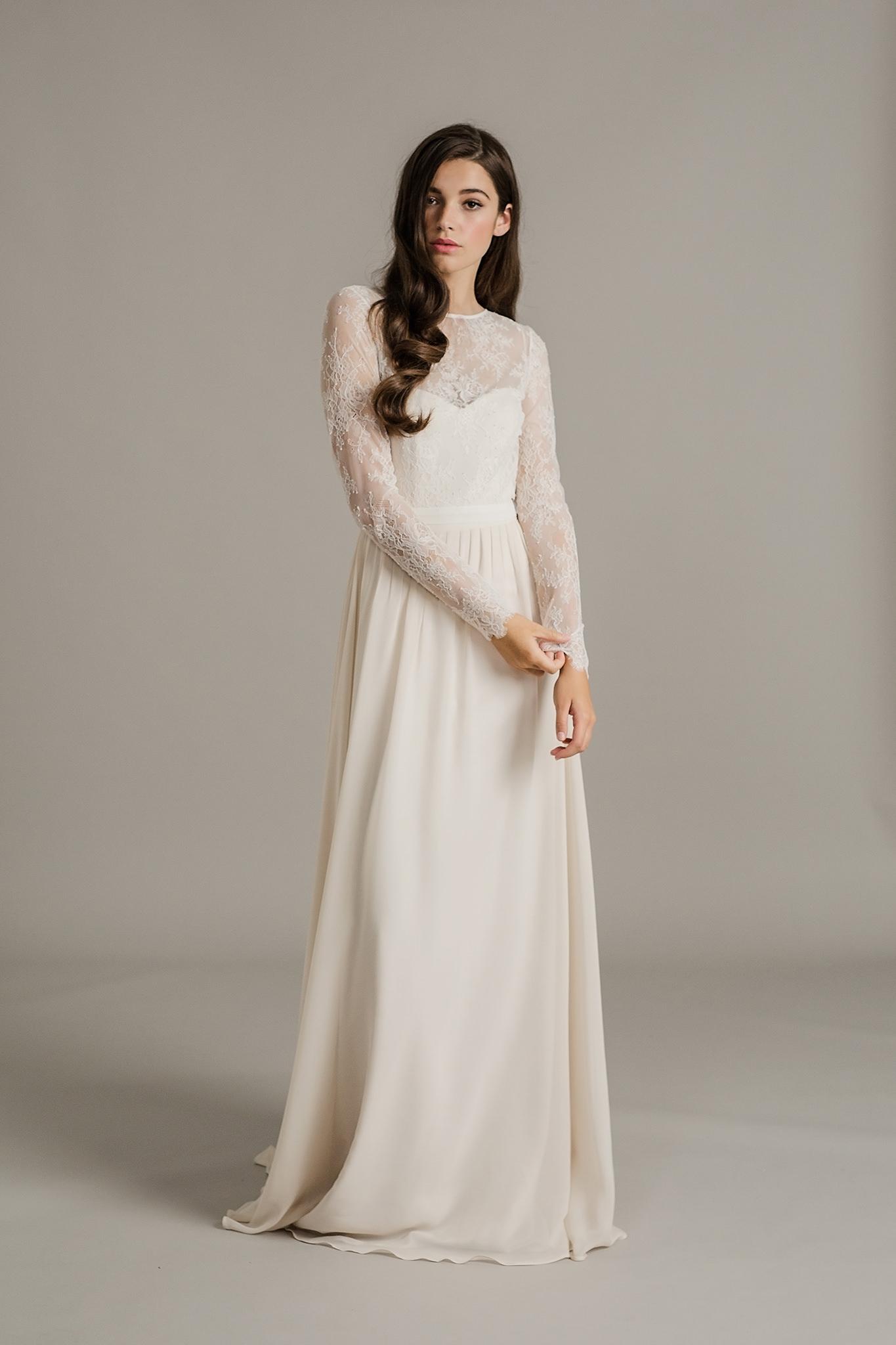 Alice wedding dress by Sally Eagle