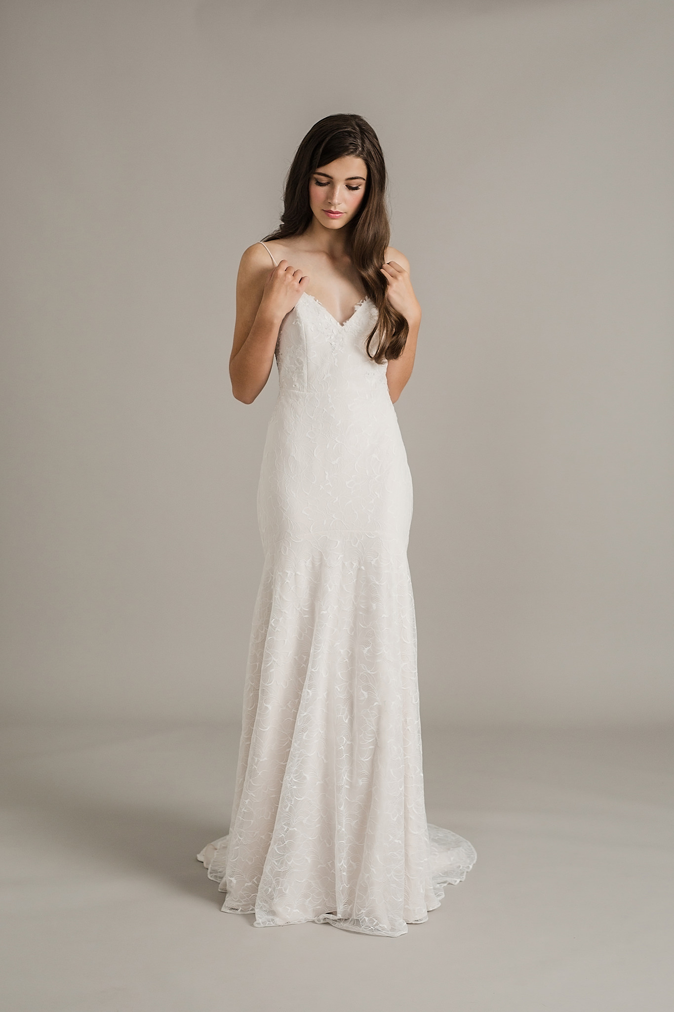 Estelle wedding dress by Sally Eagle
