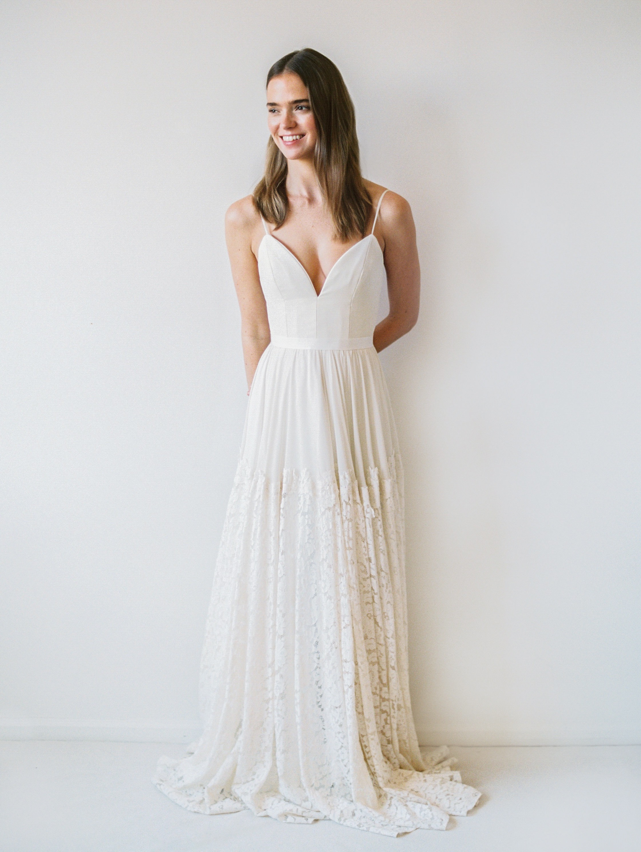 Abbott wedding dress by Truvelle