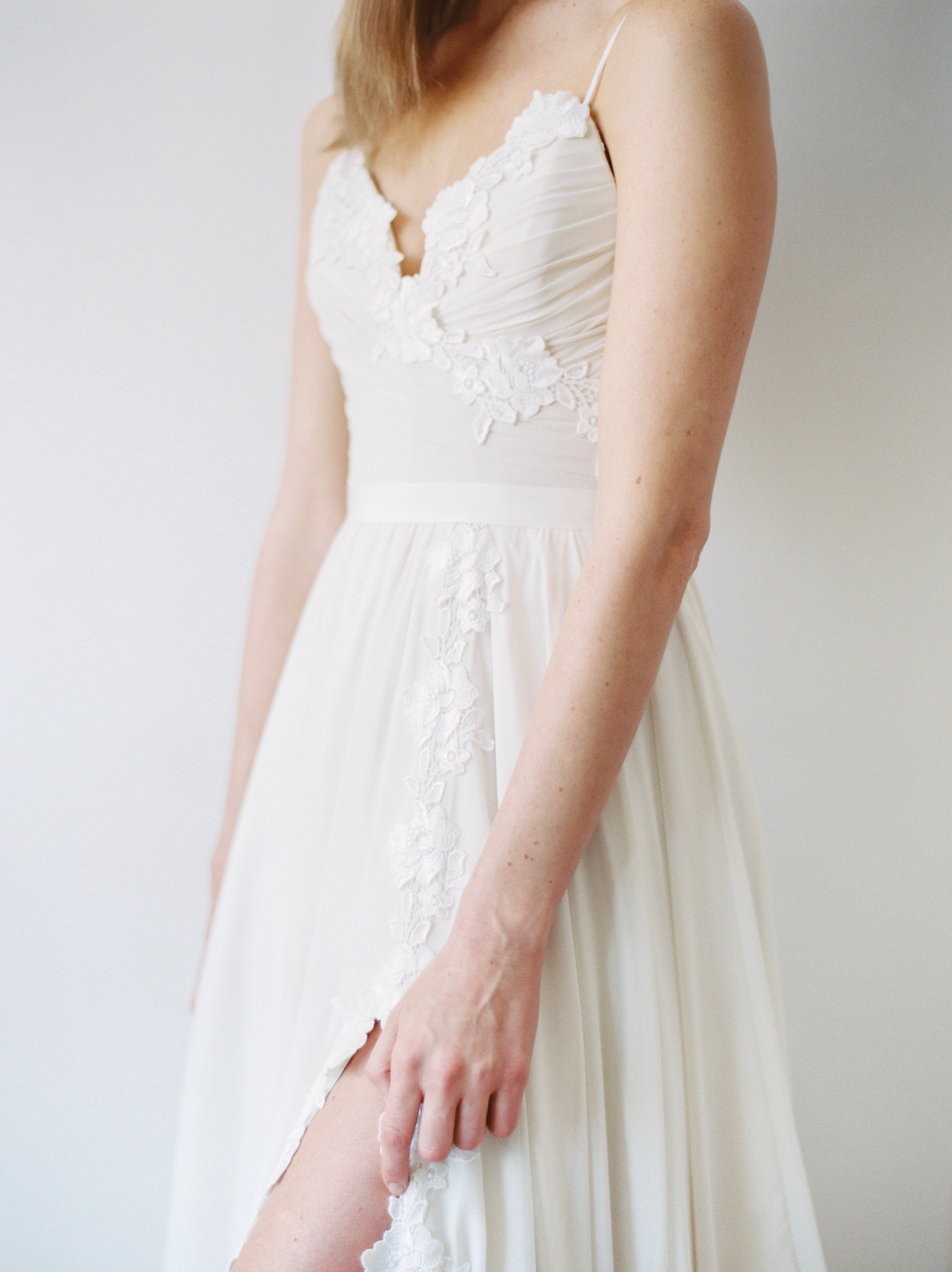 Cordova wedding dress by Truvelle