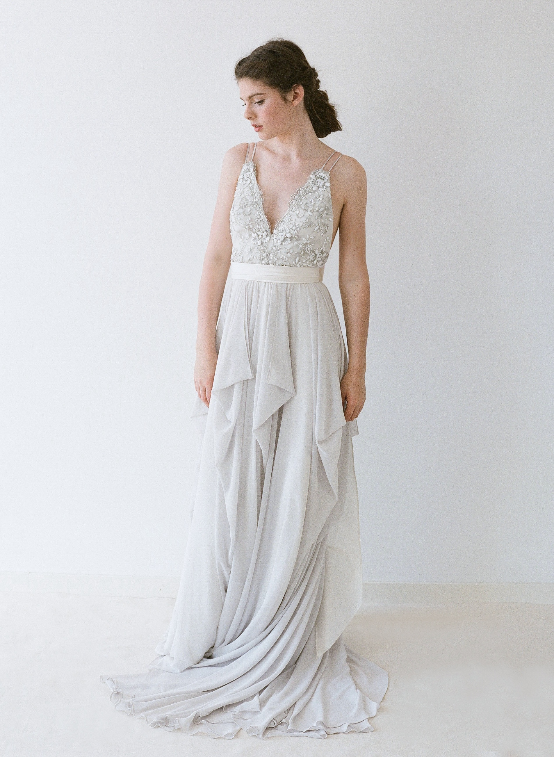 Alexandra wedding dress by Truvelle