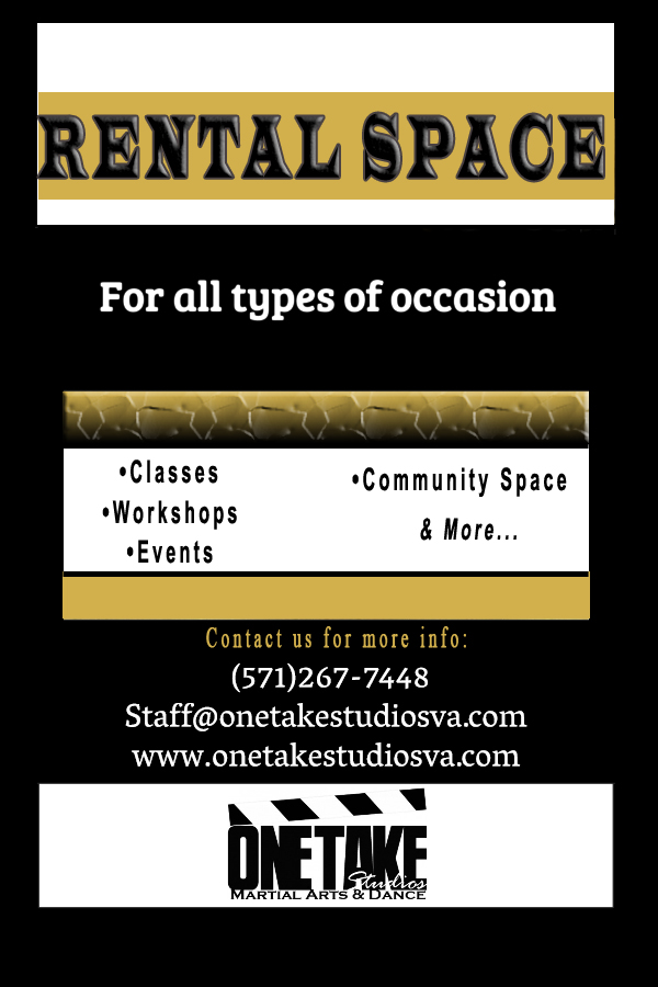 Studio spaces are available for rent.   Our studios equipped with wood floors, mirrors, mats, water fountains, ventilation and sound system.  Please fill out the  contact  form  here below  for more information on fees and availability.
