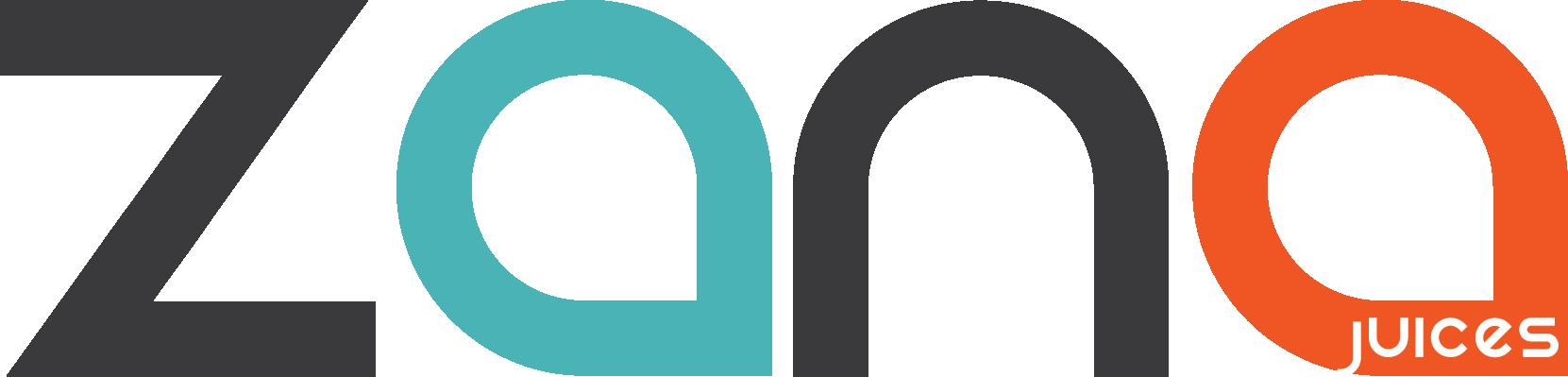 Logo Zana Juices