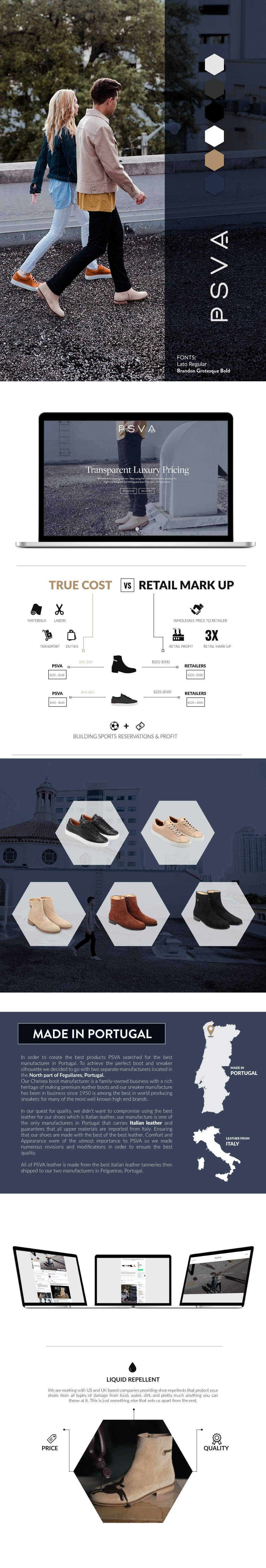 psva Direct fashion brand