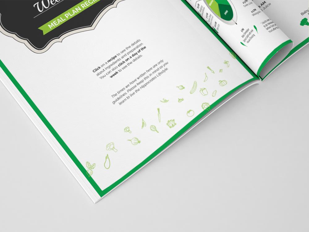 Annual Report Illustration