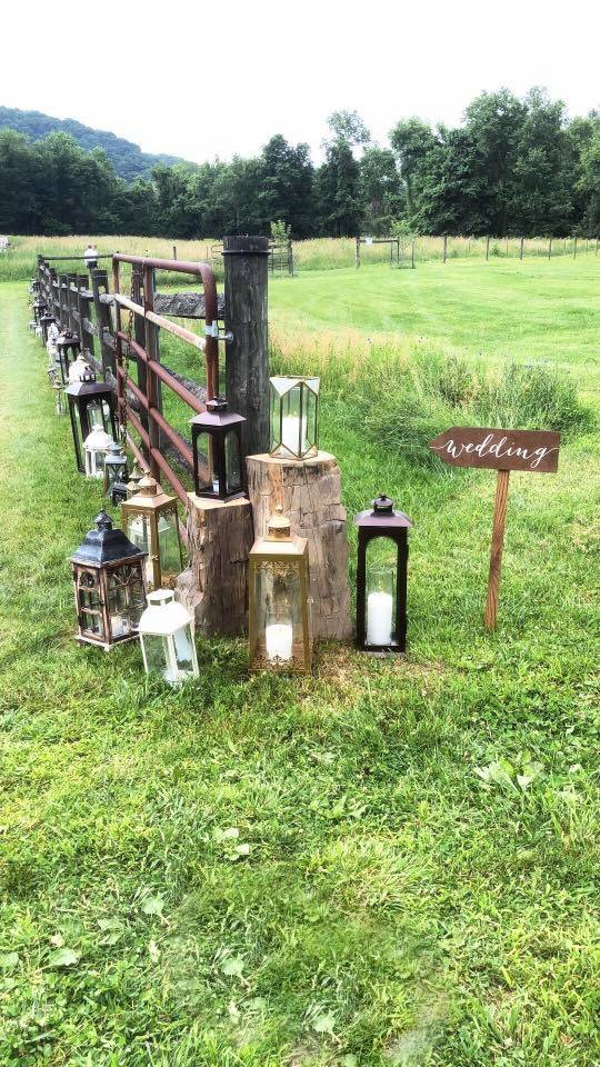 Penn Rustics Rentals_Clay Wedding_Pathway2.jpg