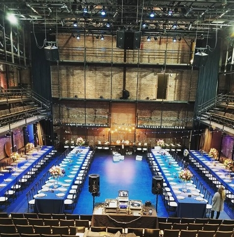 New Hazlett Theater - Pittsburgh, PA