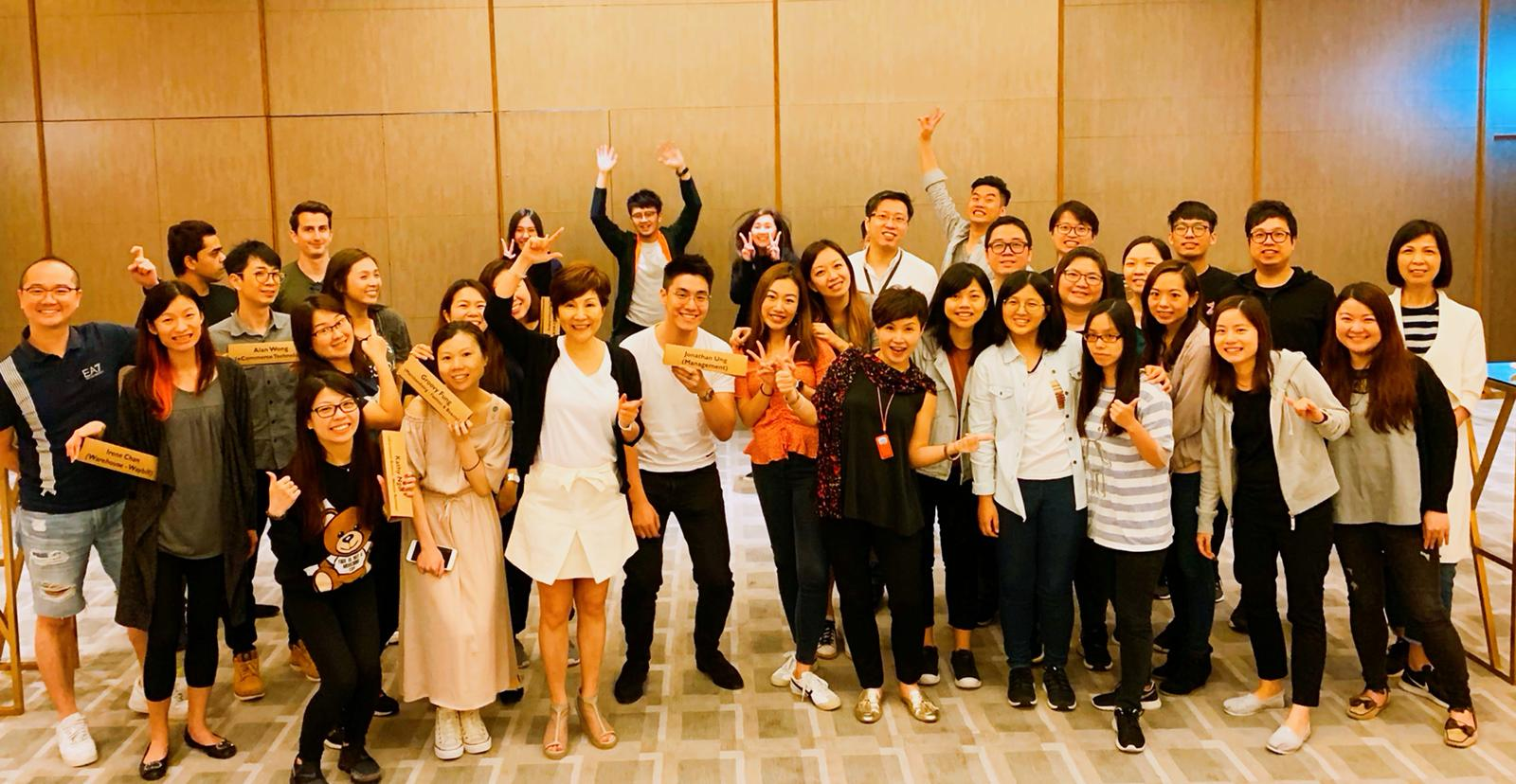 DGS Group Limited   Winning Communication Program via Enneagram, 2019